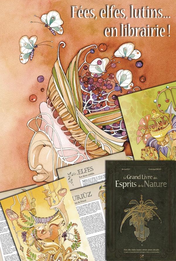 Encyclopédie féerique des fées elfes et lutins